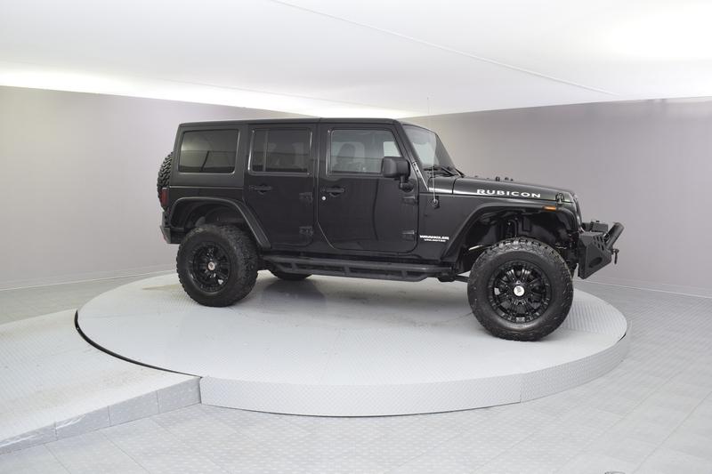 2012 Jeep Wrangler Unlimited Rubicon 4WD