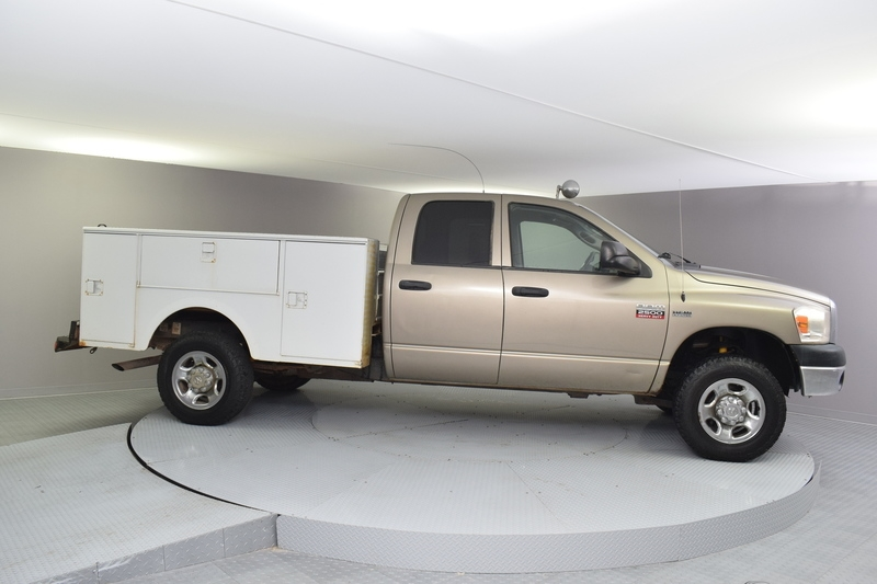 Dodge Ram 2500 ST Quad Cab Long Bed 4WD 2008