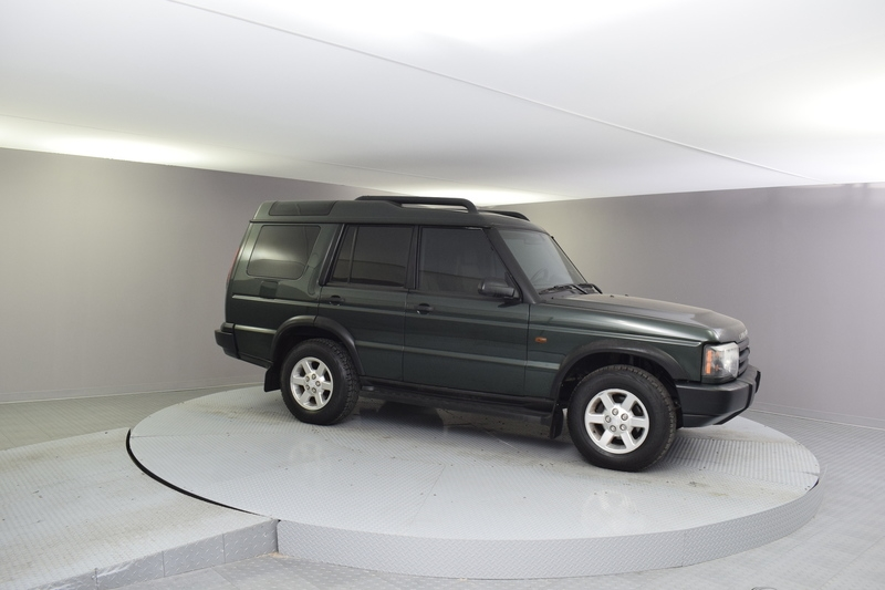 Land Rover Discovery S 2004