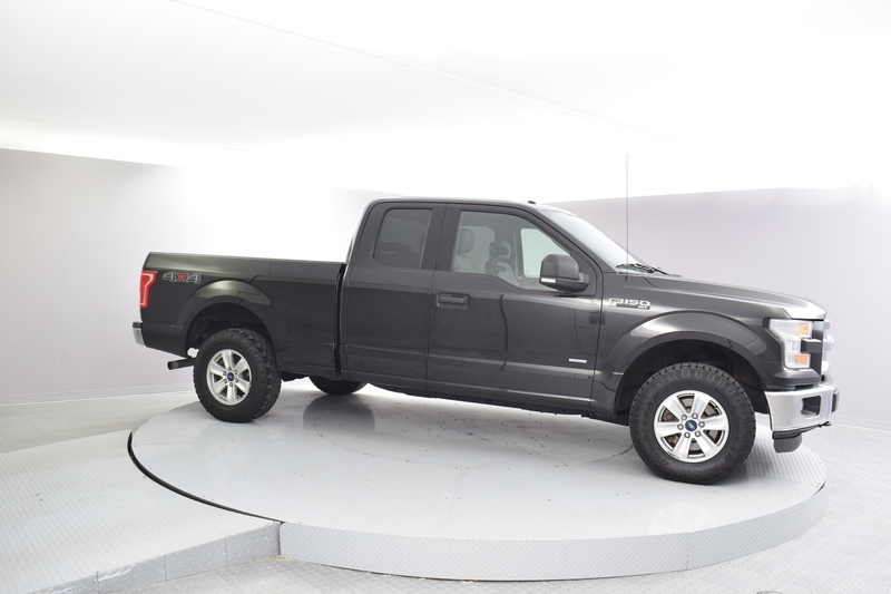 Ford F-150 XLT SuperCab 6.5-ft. Bed 4WD 2015
