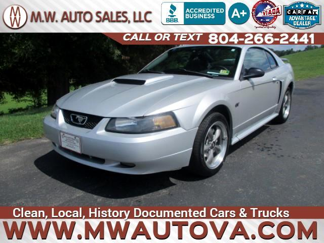 2003 Ford Mustang GT Premium Coupe