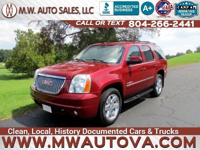 2011 GMC Yukon SLT 4WD