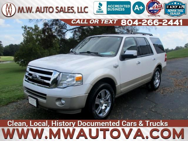 2010 Ford Expedition King Ranch 4WD