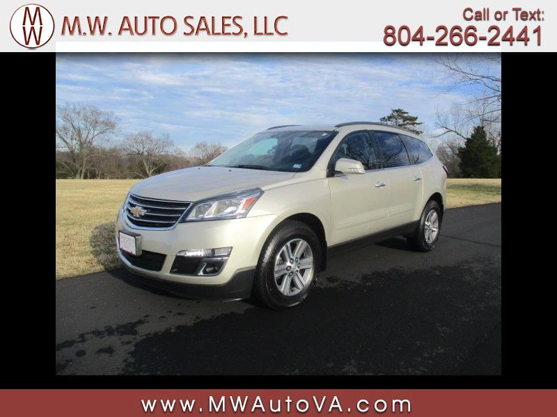 2015 Chevrolet Traverse 2LT AWD