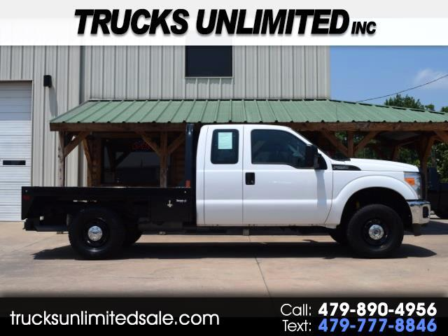 2014 Ford F-250 SD XL SuperCab 4WD