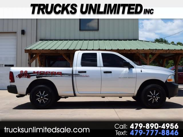 2012 Dodge Ram 1500 Quad Cab Short Bed 4WD