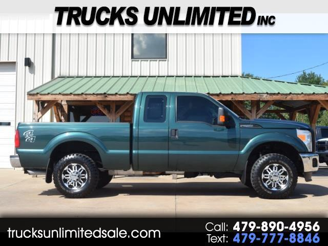 2011 Ford F-250 SD XL SuperCab Short Bed 4WD