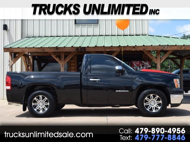 2011 GMC Sierra 1500 Reg Cab Short Bed