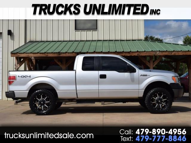 2014 Ford F-150 Extended Cab Short Bed 4x4