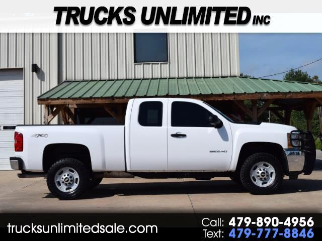 2013 Chevrolet Silverado 2500HD LS Ext. Cab Short Bed 4WD