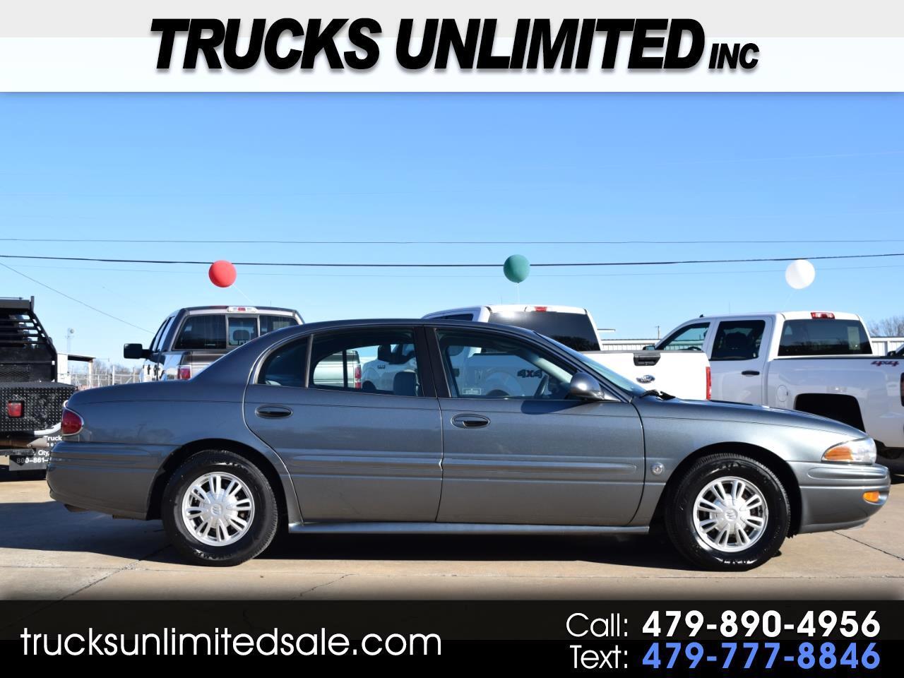 2004 Buick LeSabre 4dr Sdn Custom