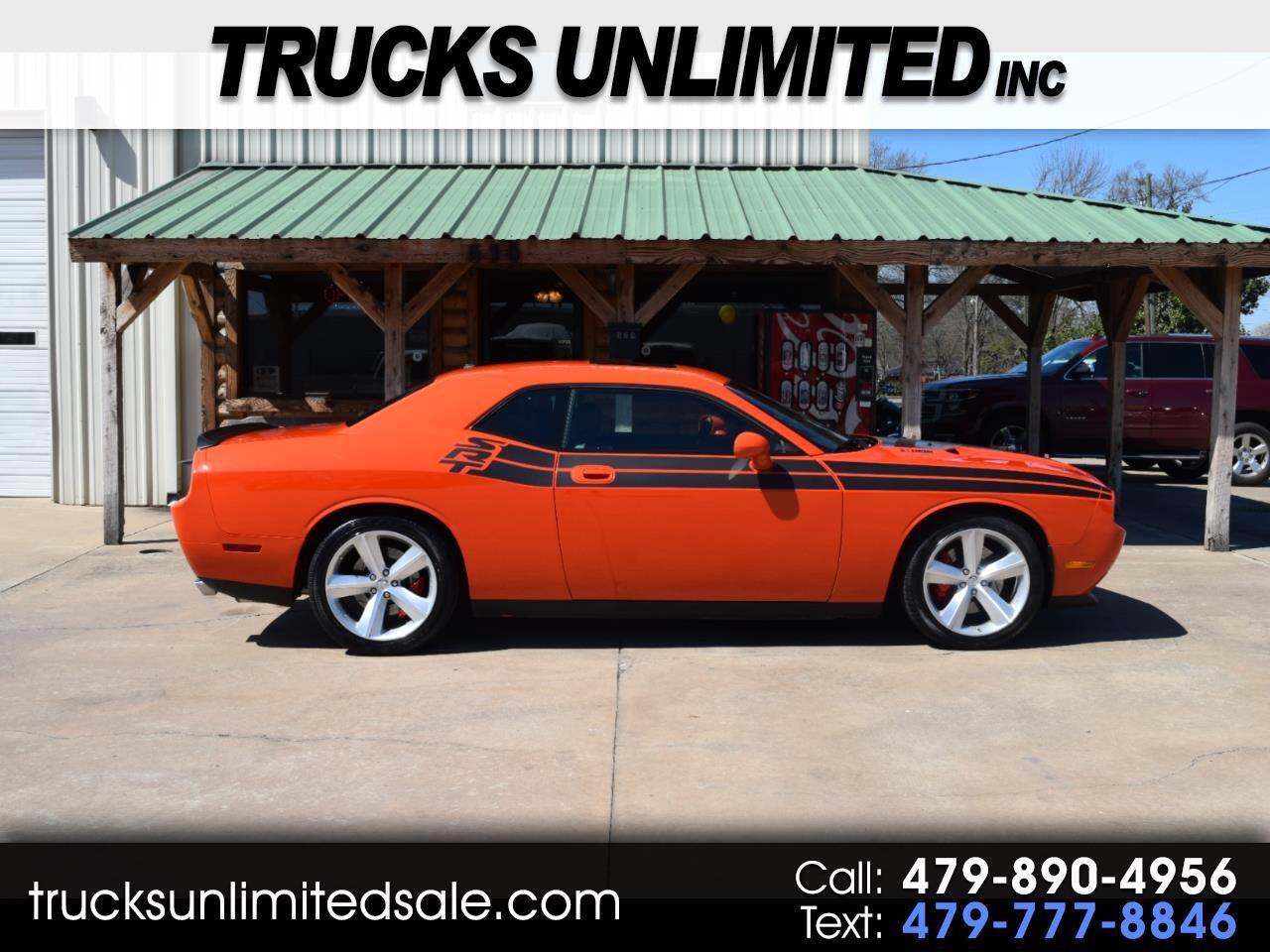 2009 Dodge Challenger 2dr Cpe SRT8