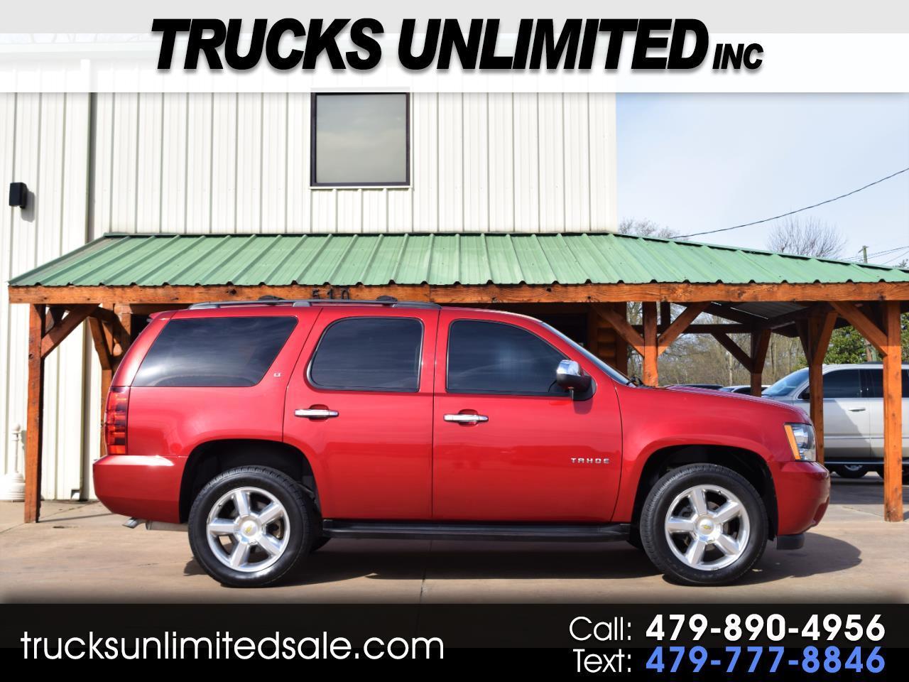 Chevrolet Tahoe 4WD 4dr 1500 LT 2012
