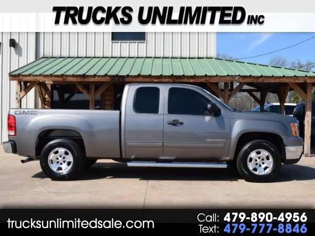 2013 GMC Sierra 1500 SLE Ext. Cab 4-Door Short Bed 2WD