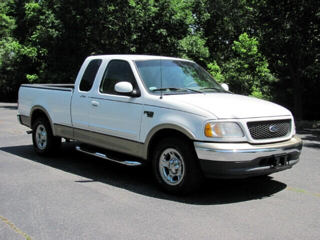 2000 Ford F-150 Lariat SuperCab Short Bed 2WD