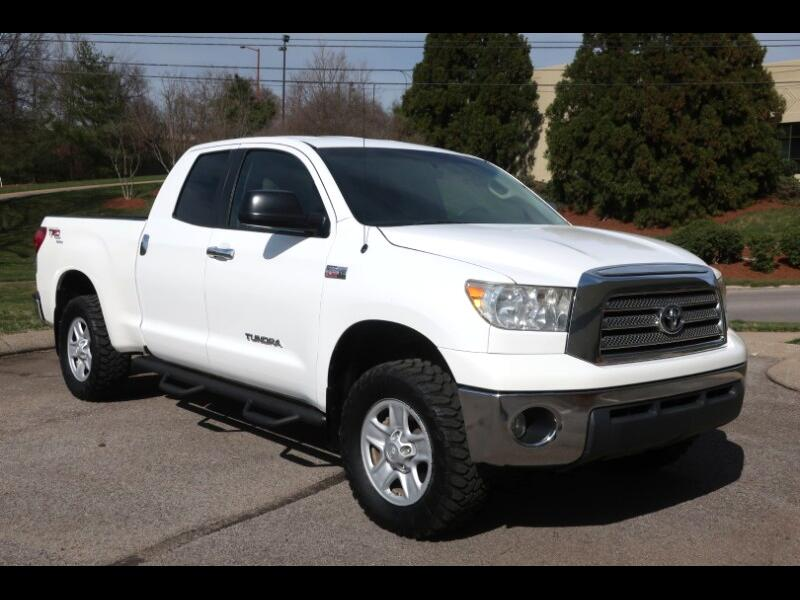 2008 Toyota Tundra Tundra-Grade 5.7L FFV Double Cab Long Bed 4WD