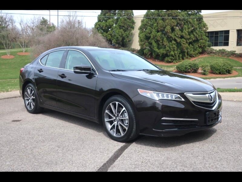 2015 Acura TLX V6 w/ Technology Package