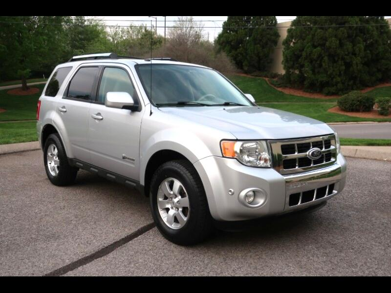2010 Ford Escape Hybrid Limited FWD