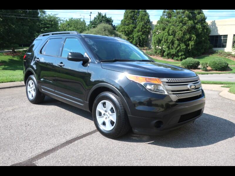 2014 Ford Explorer Base FWD