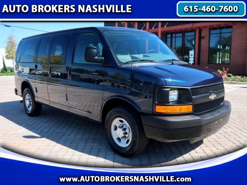 Chevrolet Express LS 2500 2012