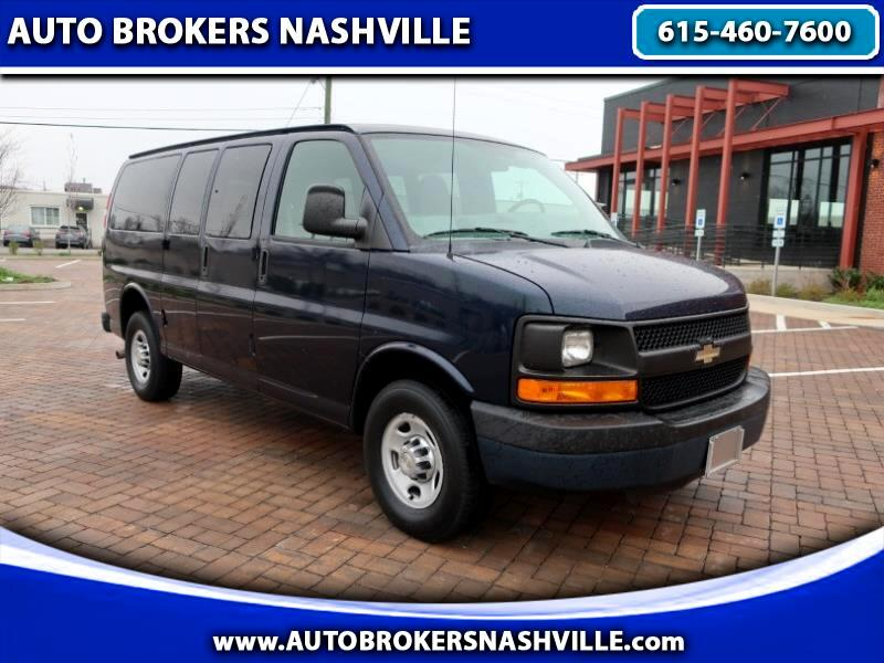 Chevrolet Express LS 2500 2012