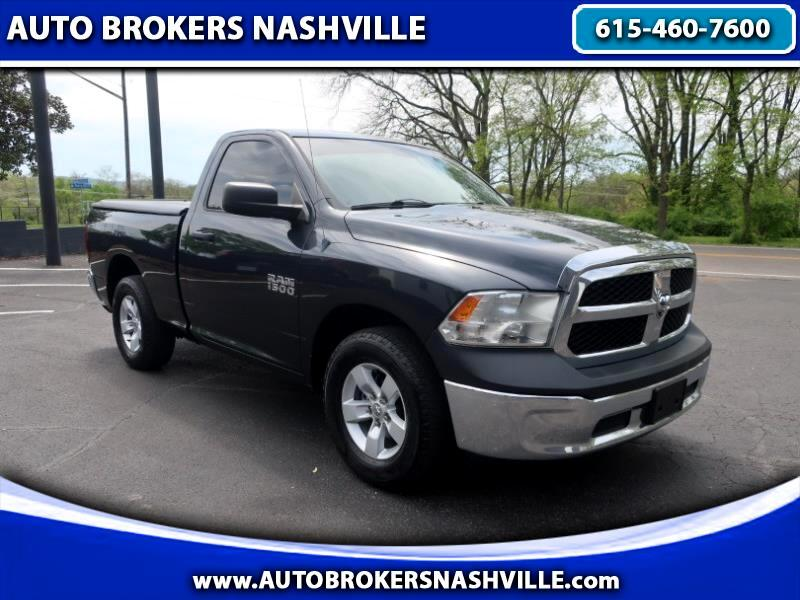 RAM 1500 Tradesman Regular Cab SWB 2WD 2013
