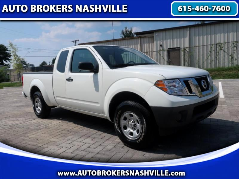 Nissan Frontier S King Cab I4 5AT 2WD 2019