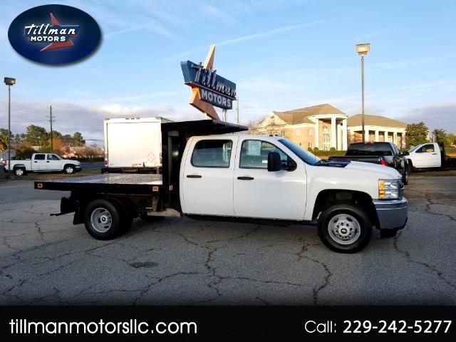 2013 Chevrolet Silverado 3500HD Work Truck Crew Cab 2WD