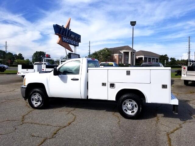 2013 Chevrolet Silverado 2500HD Work Truck Long Box 2WD