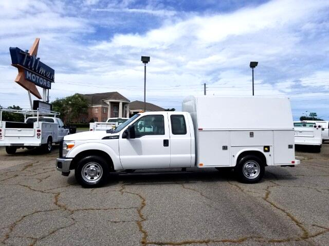 2014 Ford F-350 SD XL SuperCab 2WD