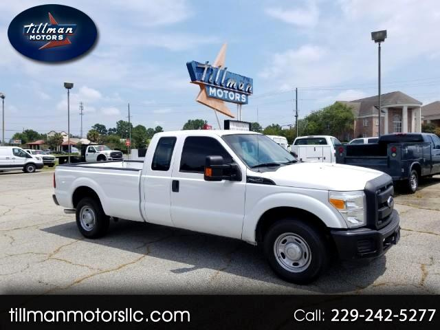 2014 Ford F-250 SD XL SuperCab 2WD