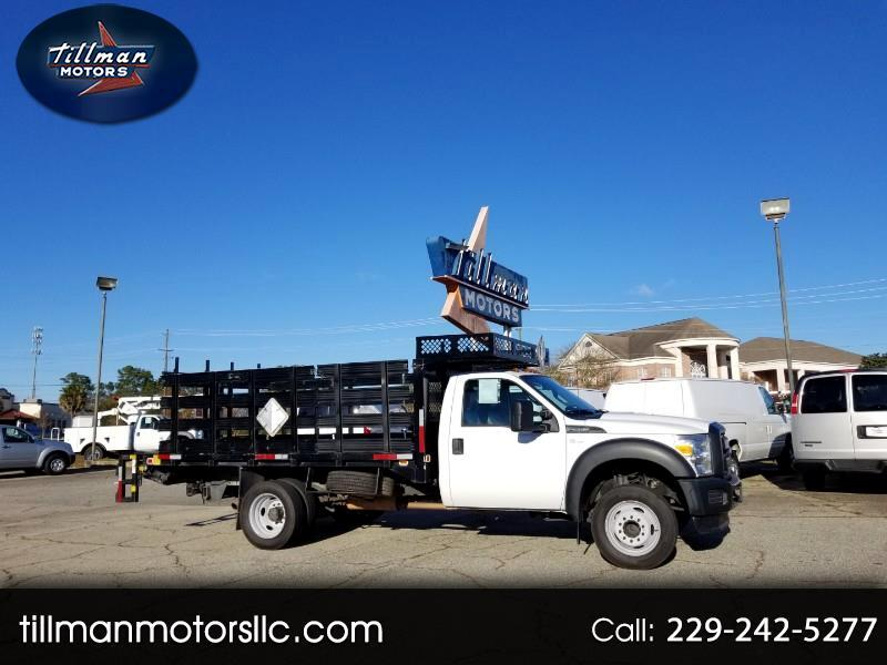 2016 Ford F-550 Regular Cab DRW 2WD