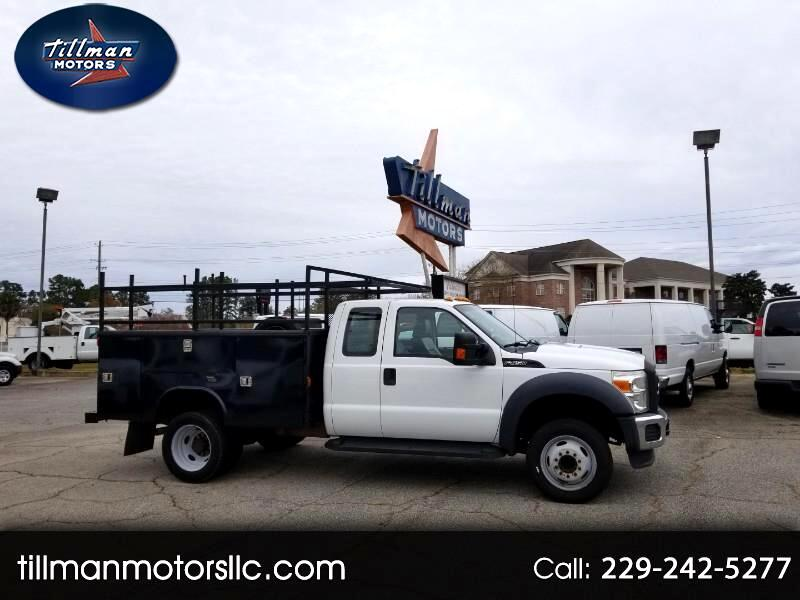 2014 Ford F-450 SD SuperCab DRW 2WD