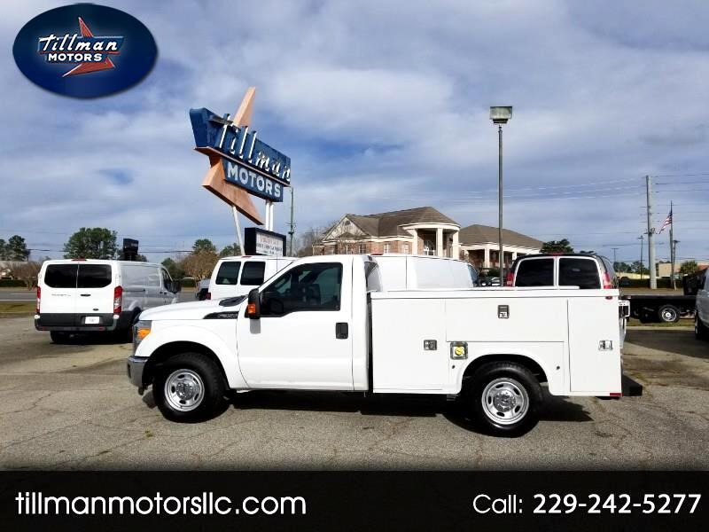 2013 Ford F-350 SD XL 2WD