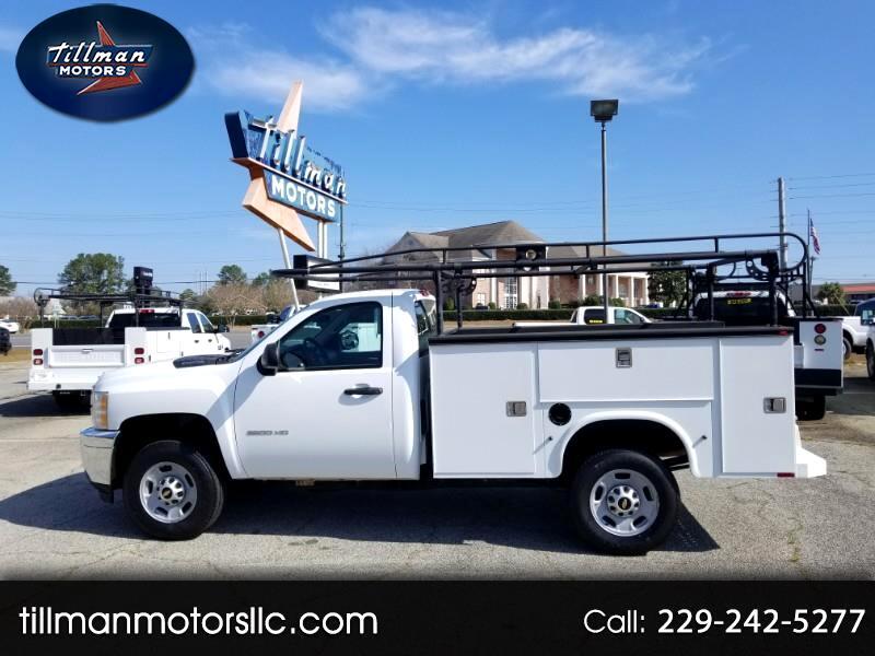 2014 Chevrolet Silverado 2500HD Work Truck Long Box 2WD