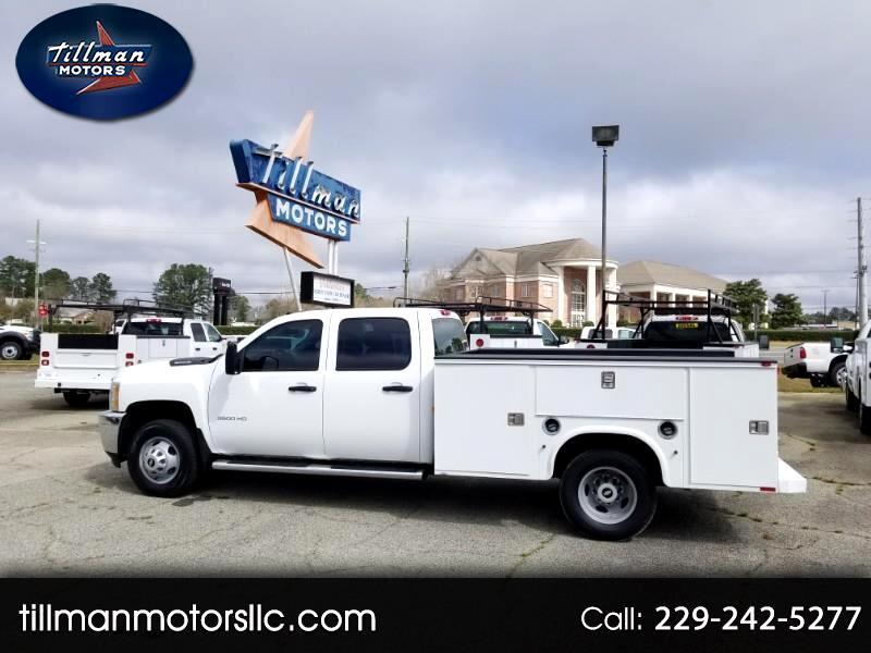 Chevrolet Silverado 3500HD Work Truck Crew Cab 2WD 2014