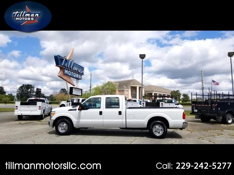 2014 Ford F-250 SD XL Crew Cab Long Bed 2WD