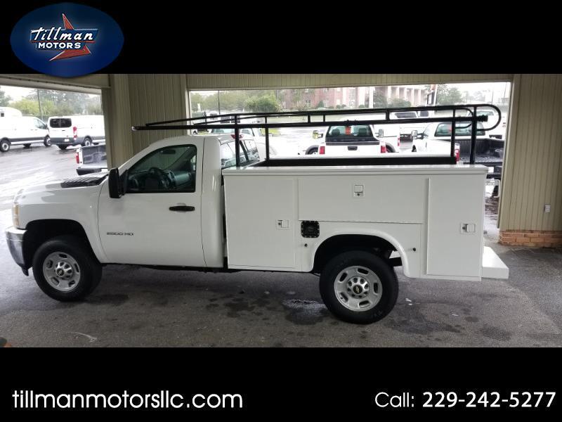 2011 Chevrolet Silverado 2500HD Work Truck Long Box 2WD