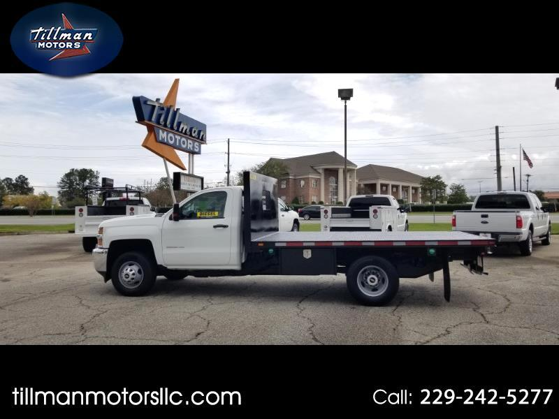Chevrolet Silverado 3500HD Work Truck Long Box 2WD 2016