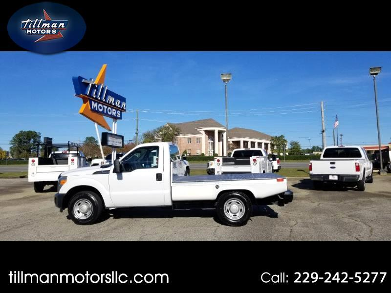 Ford F-350 SD XL 2WD 2011