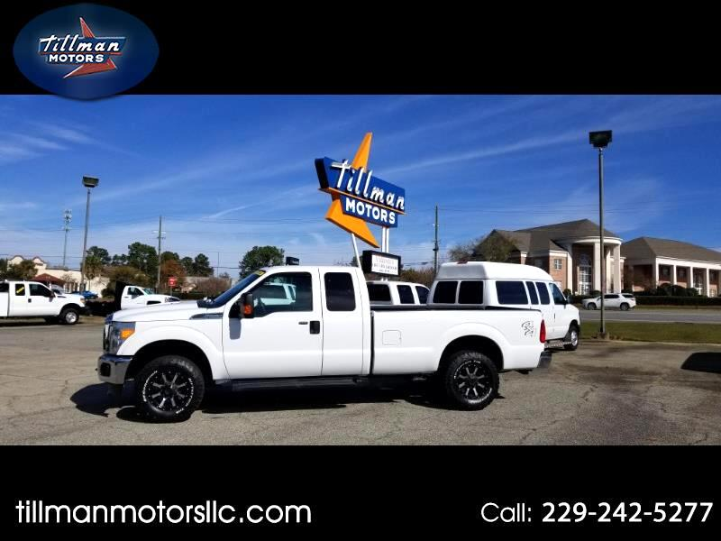Ford F-250 SD XLT SuperCab Long Bed 4WD 2016