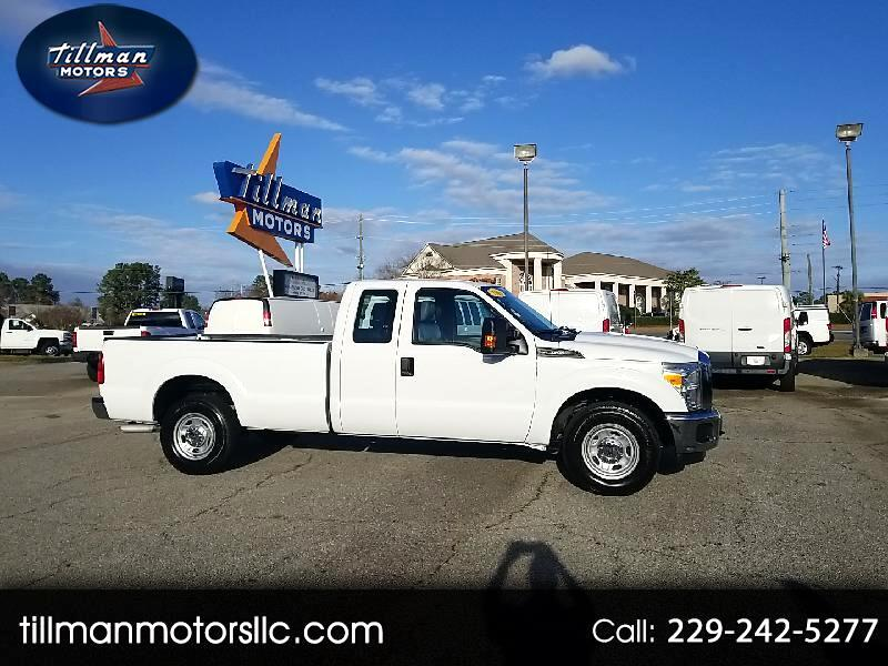 Ford F-250 SD XL SuperCab 2WD 2016