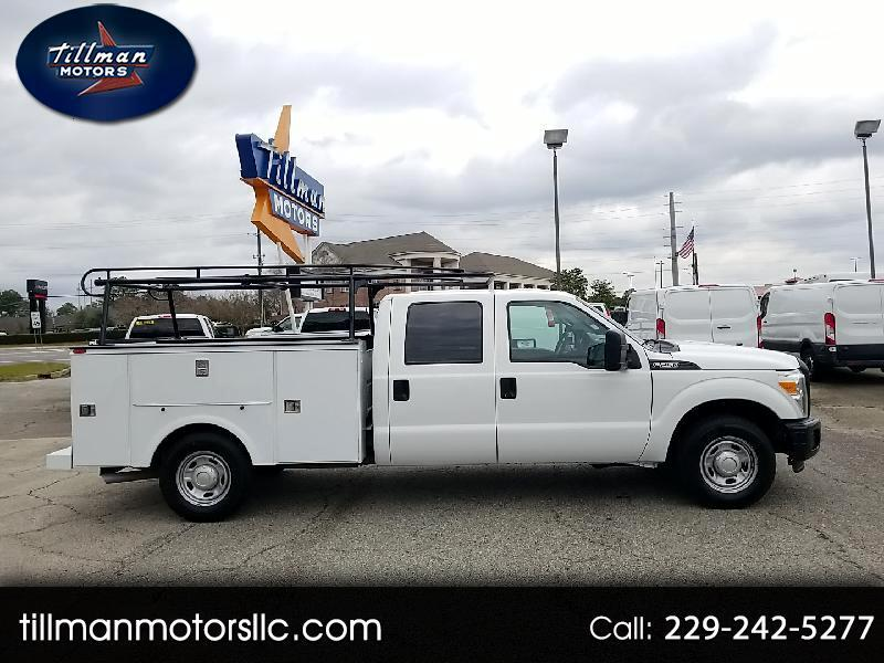 Ford F-250 SD XL Crew Cab Long Bed 2WD 2015