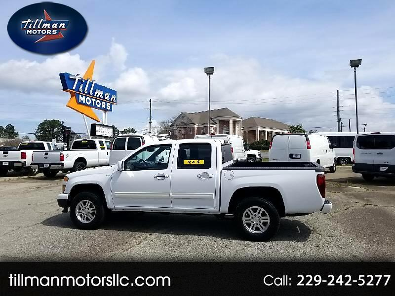 Chevrolet Colorado LT1 Crew Cab 4WD 2010