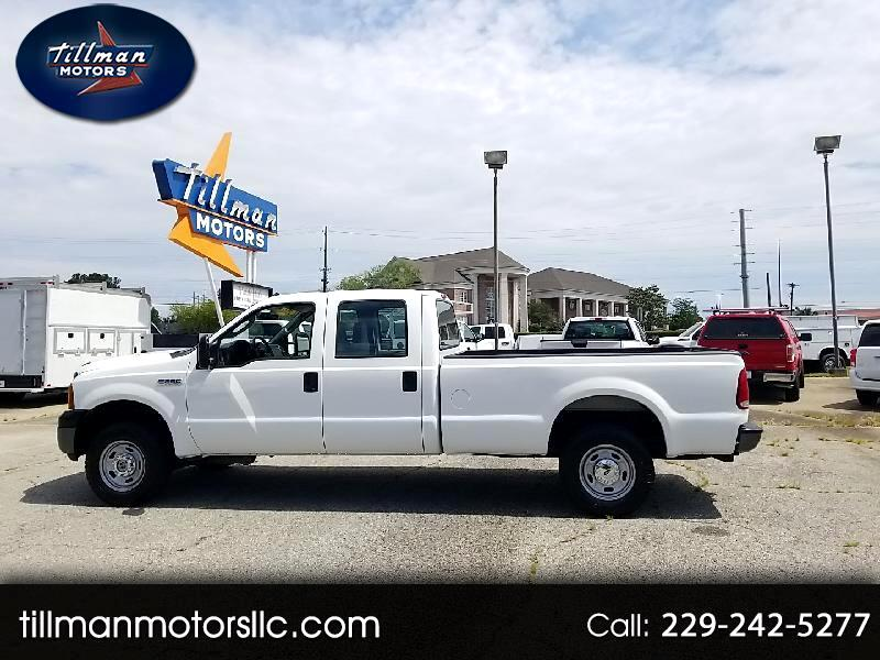Ford F-250 SD XL Crew Cab Long Bed 4WD 2006
