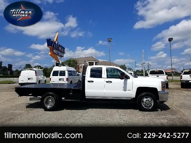 Chevrolet Silverado 3500HD Work Truck Double Cab Long Box 4WD 2016