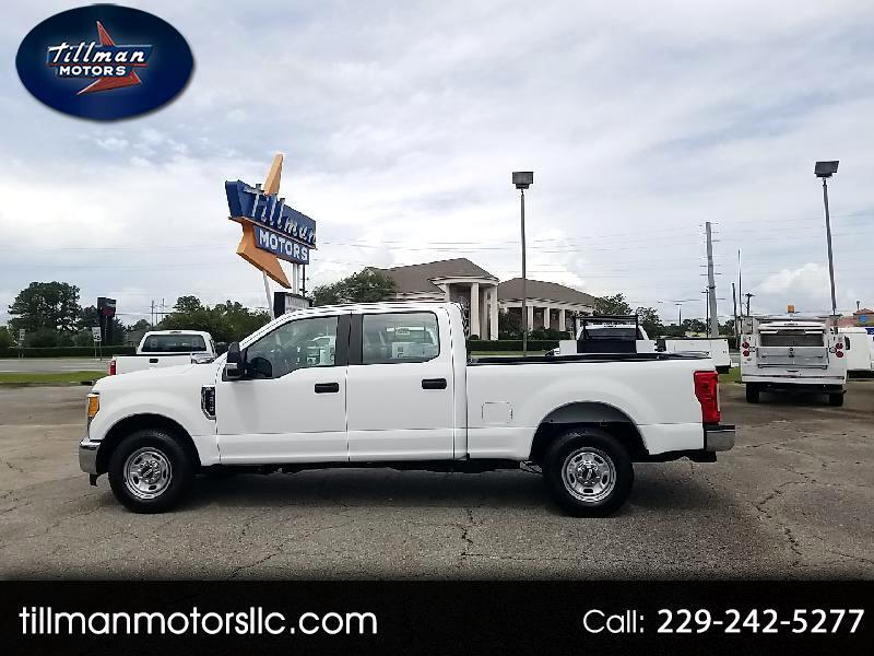 Ford F-250 SD XL Crew Cab 2WD 2017