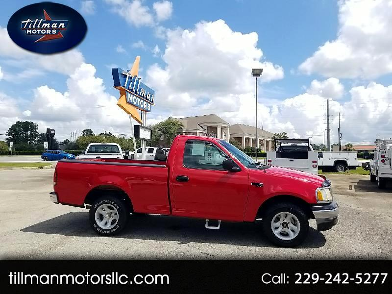 Ford F-150 WS Reg. Cab Short Bed 2WD 1999