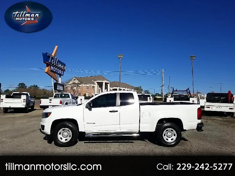 Chevrolet Colorado Work Truck Ext. Cab 2WD 2016
