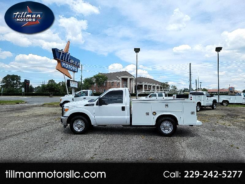Ford F-250 SD XL 2WD 2013